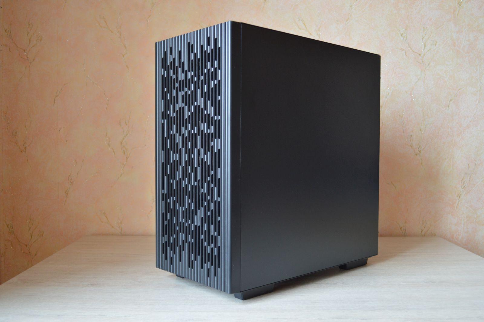 Deepcool Matrexx 40 3FS сбоку