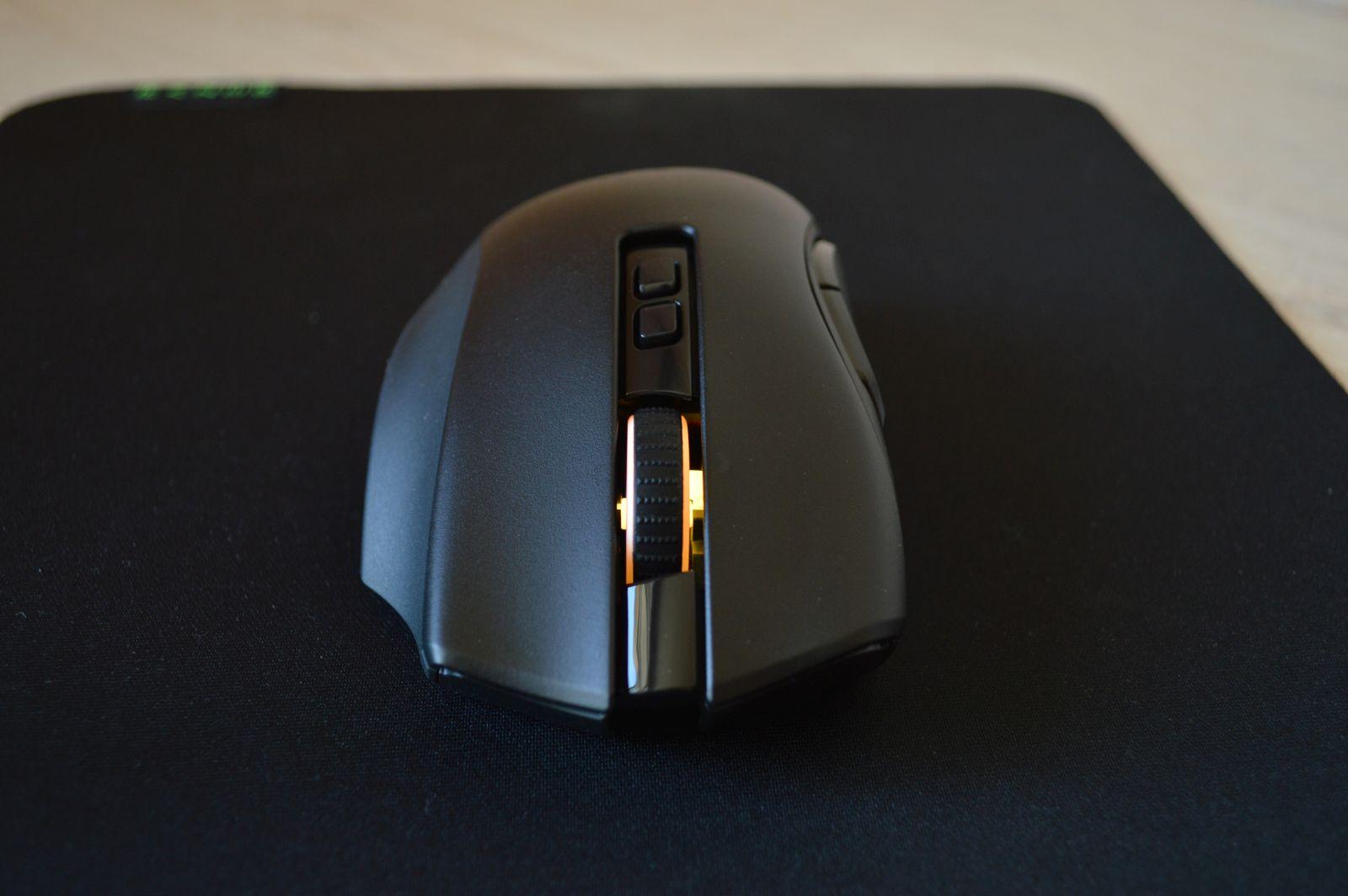Razer Naga Pro основные кнопки