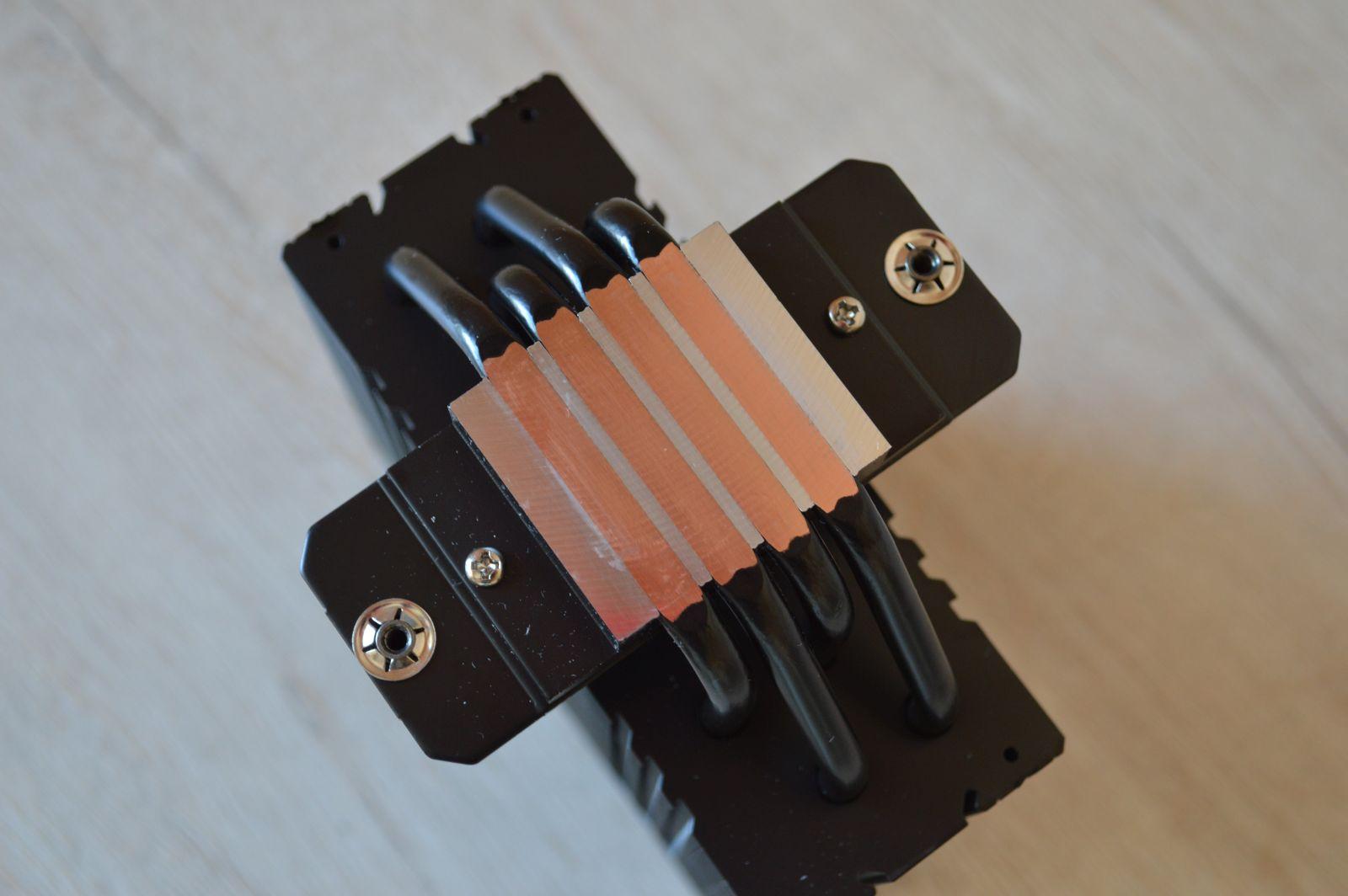 основание кулера ID-Cooling SE-224-XT Black