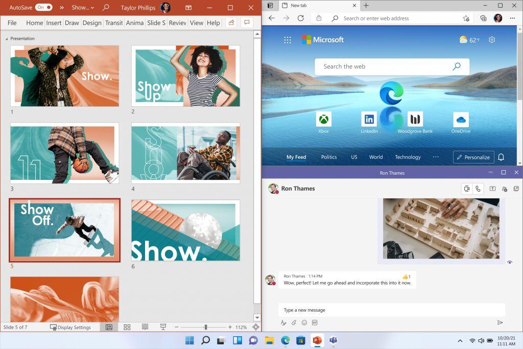 браузер Windows 11