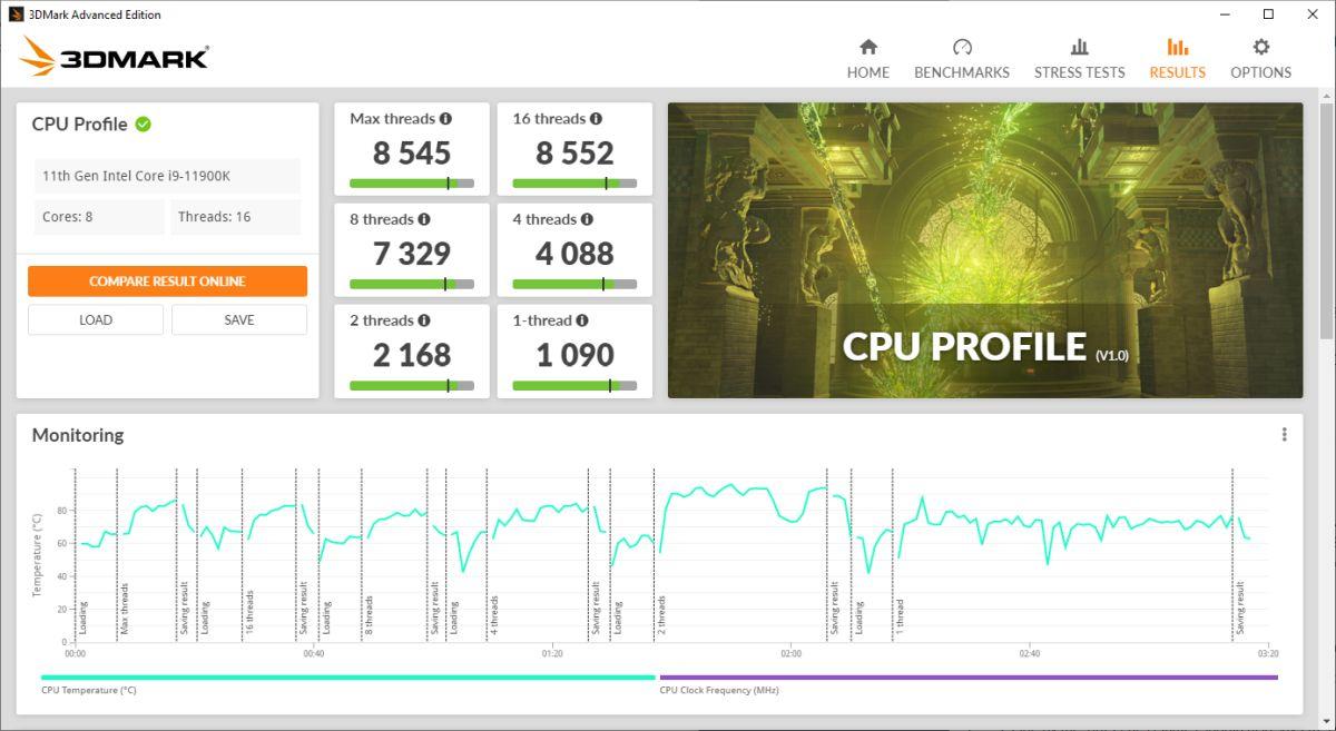 В 3DMark появился новый тест CPU