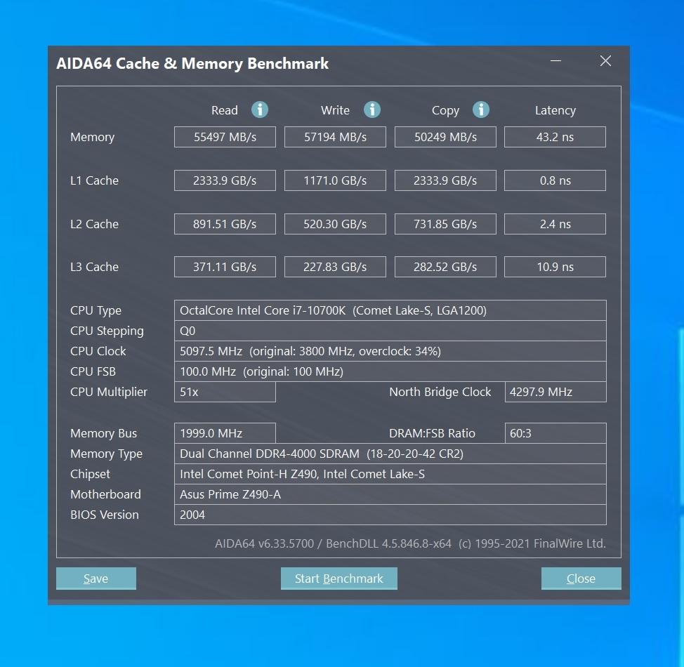 Predator Talos DDR4-3600 на 4000