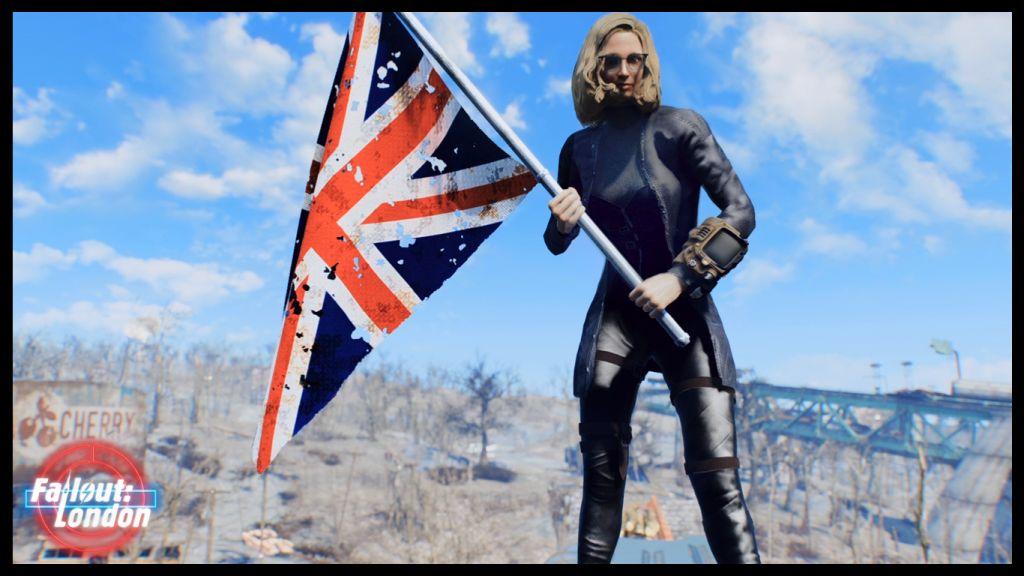 Fallout: London для Fallout 4