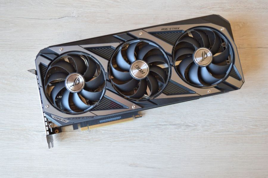 ASUS ROG Strix GeForce RTX 3060 OC Edition на главную