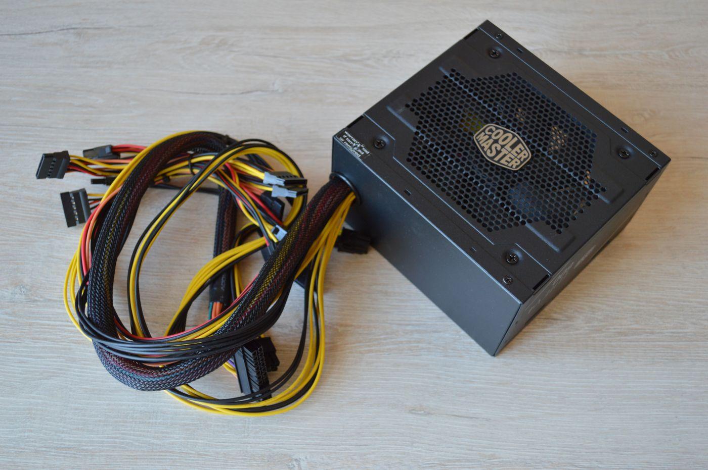 Cooler Master Elite 600 v4