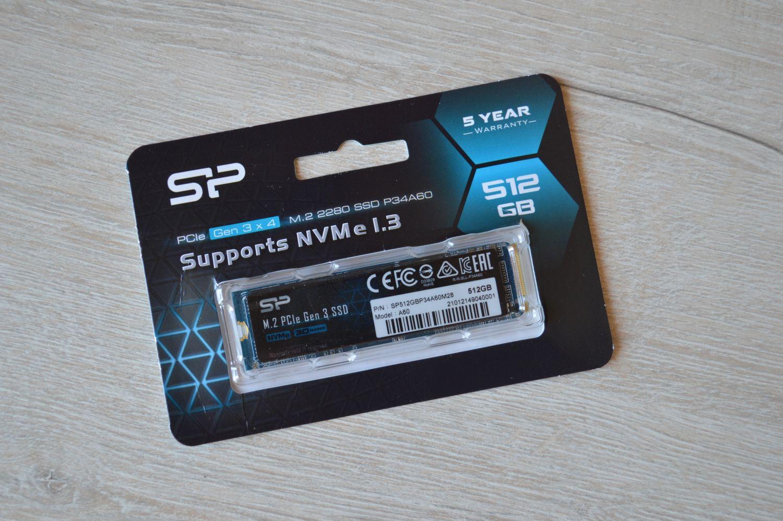 Silicon Power P34A60 в коробке
