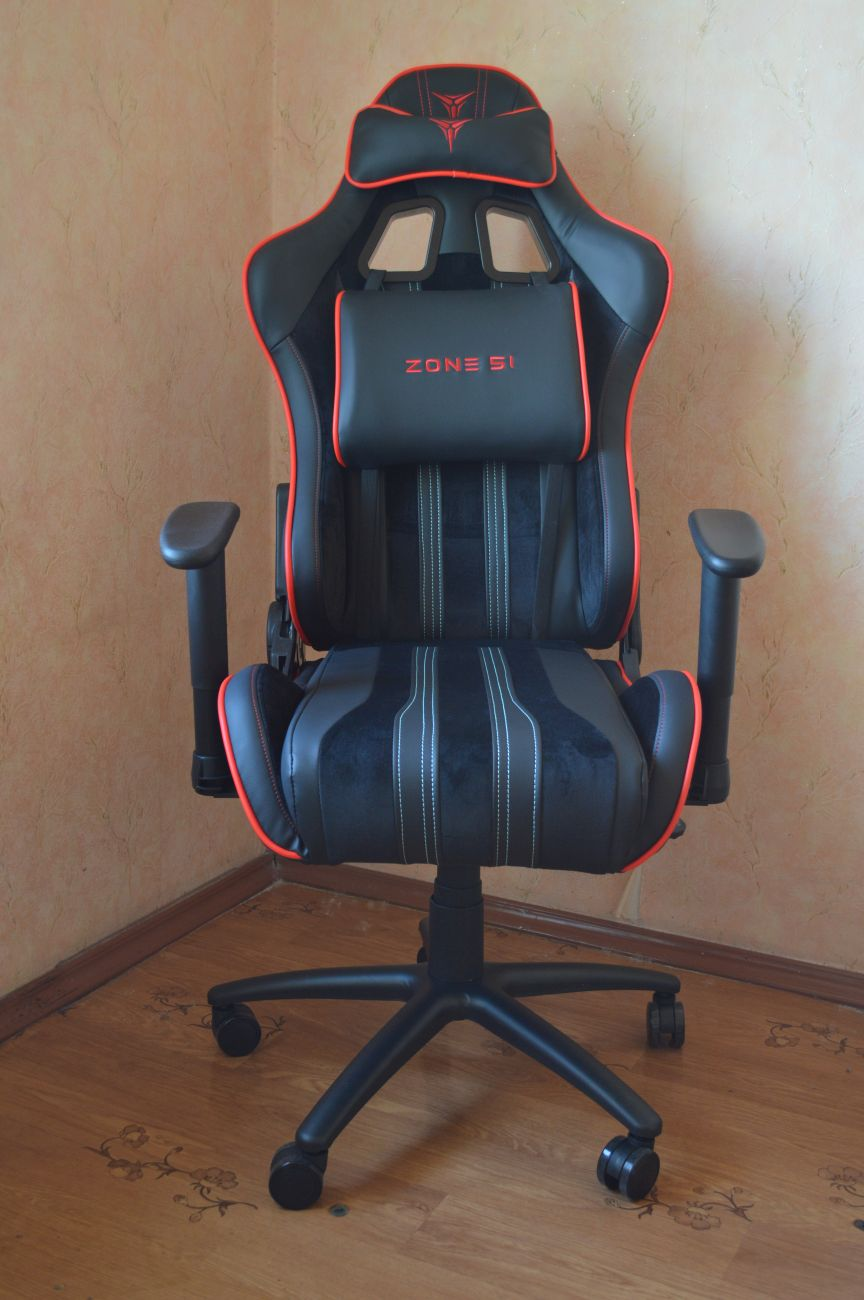 компьютерного игрового кресла Zone 51 Gravity