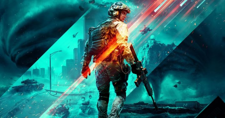 Battlefield 2042 обложка