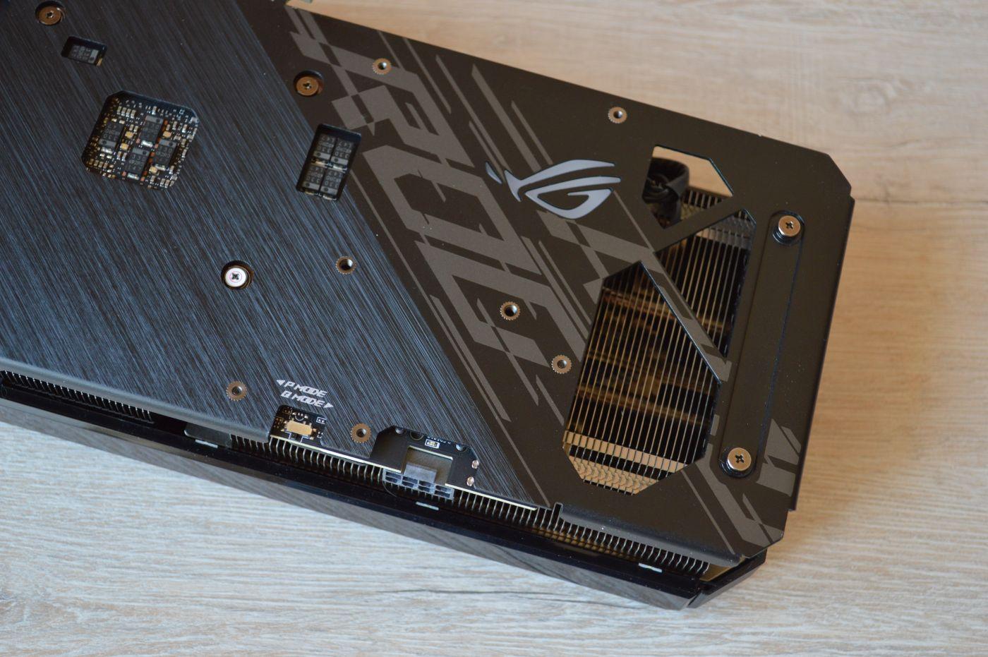 доп питание ASUS ROG Strix GeForce RTX 3060 OC Edition