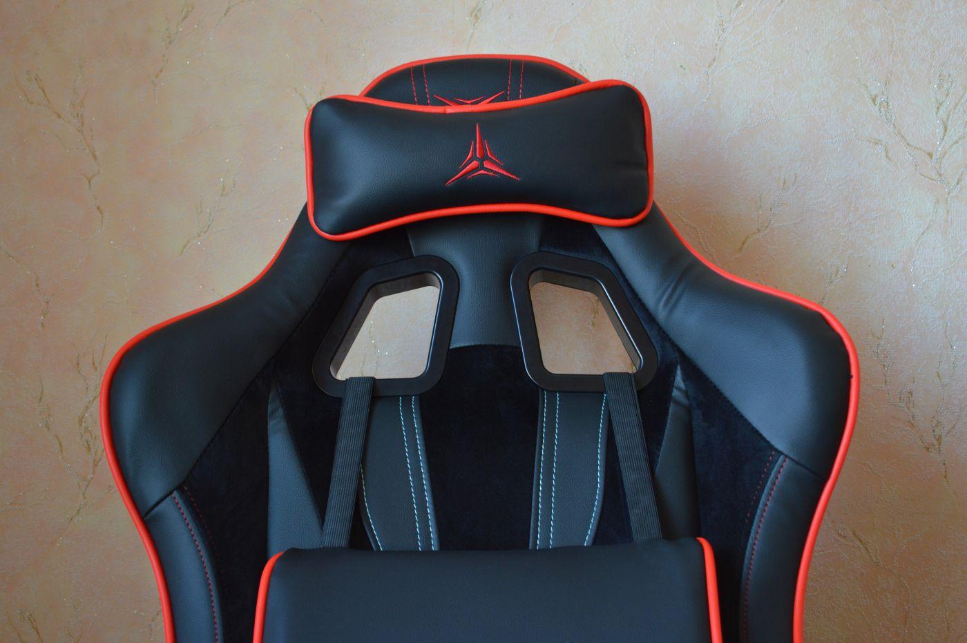 подголовье компьютерного игрового кресла Zone 51 Gravity