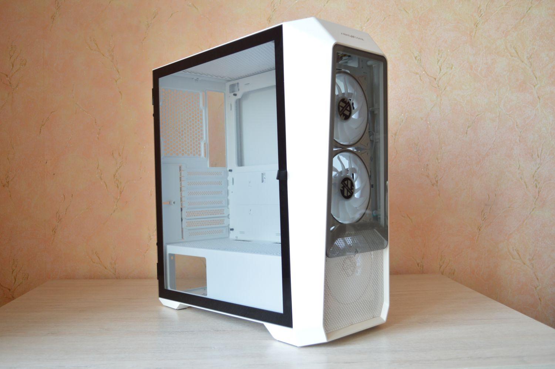 Abkoncore H300G White из коробки