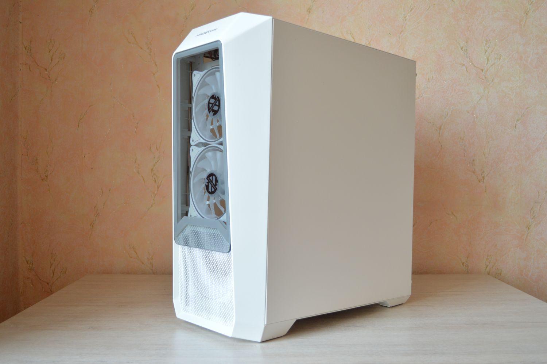 Abkoncore H300G White в выключенном состоянии