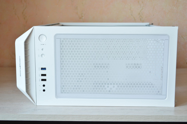 верхний фильтр Abkoncore H300G White