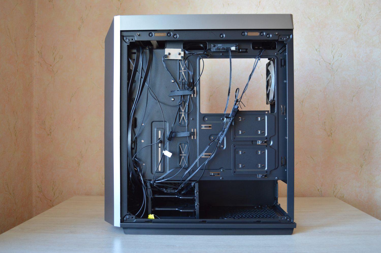 провода в Deepcool CL500