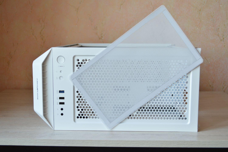 съемный фильтр Abkoncore H300G White