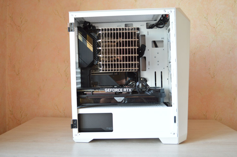 система в Abkoncore H300G White