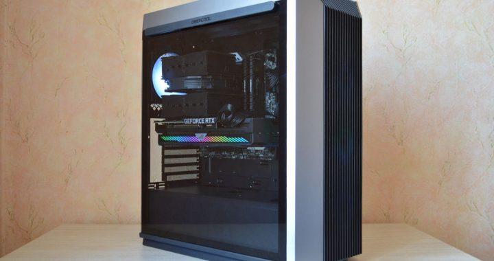 Deepcool CL500 со стеклом