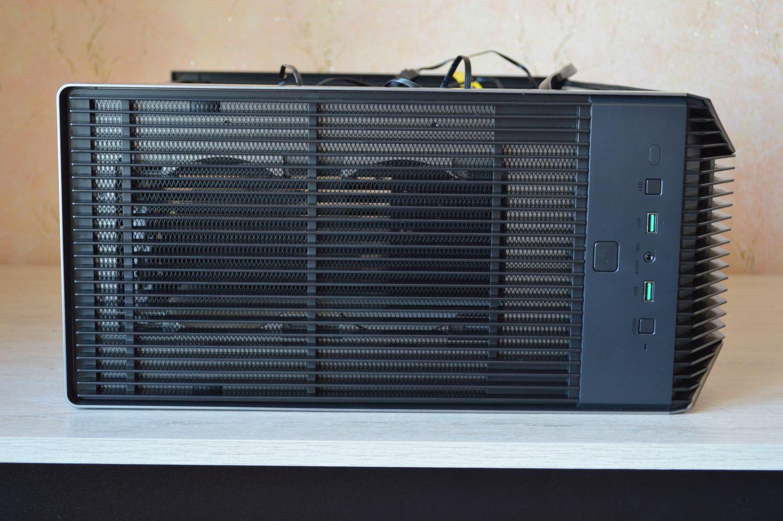 Deepcool CL500 верхняя панель
