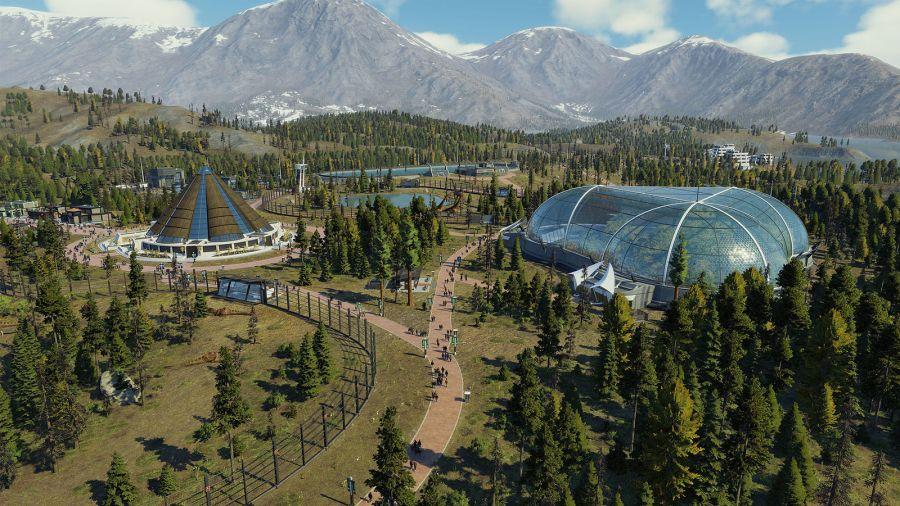 Релиз Jurassic World Evolution 2 запланирован на 9 ноября 2021 года
