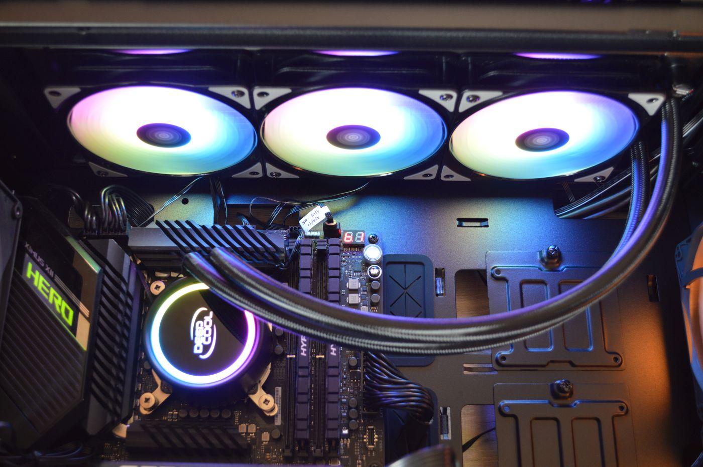 Deepcool Gammaxx L360 A-RGB