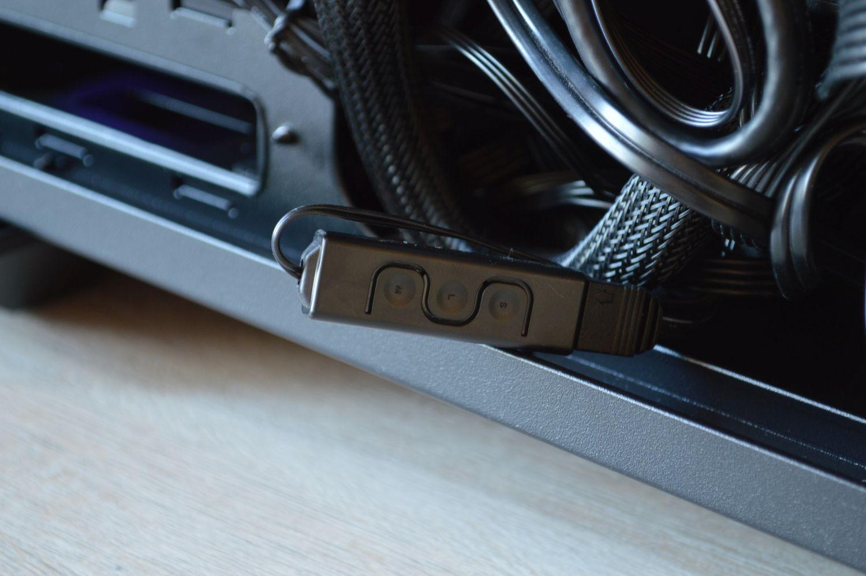 ASUS TUF Gaming GT501 контроллер