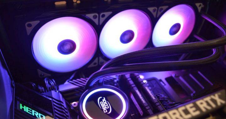 на главную Deepcool Gammaxx L360 A-RGB