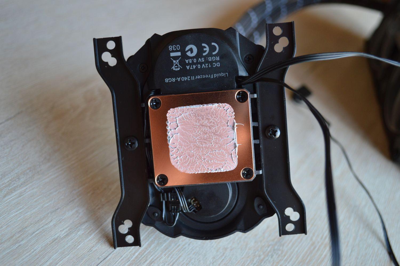отпечаток Arctic Liquid Freezer II 240 A-RGB