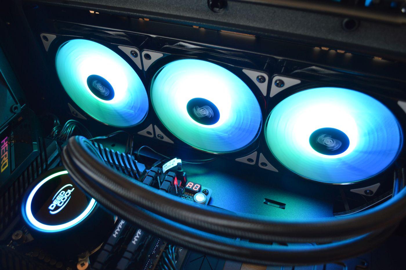 радиатор Deepcool Gammaxx L360 A-RGB