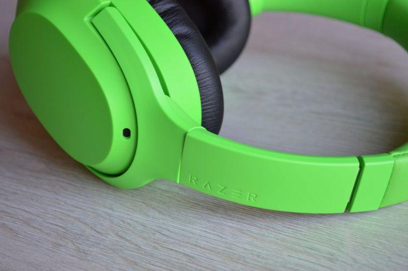 Razer Opus X зеленые