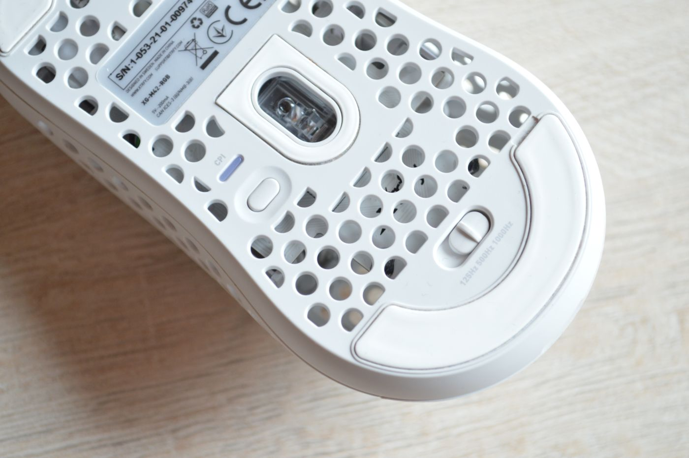 регляторы Xtrfy M42 RGB White