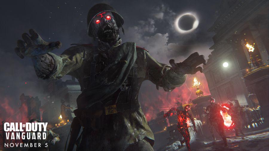 Разработчики рассказали о режиме Зомби в Call of Duty: Vanguard, опубликовали трейлер и скриншоты