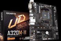 Материнские платы Gigabyte A320 теперь поддерживают CPU Ryzen 4000 и 5000