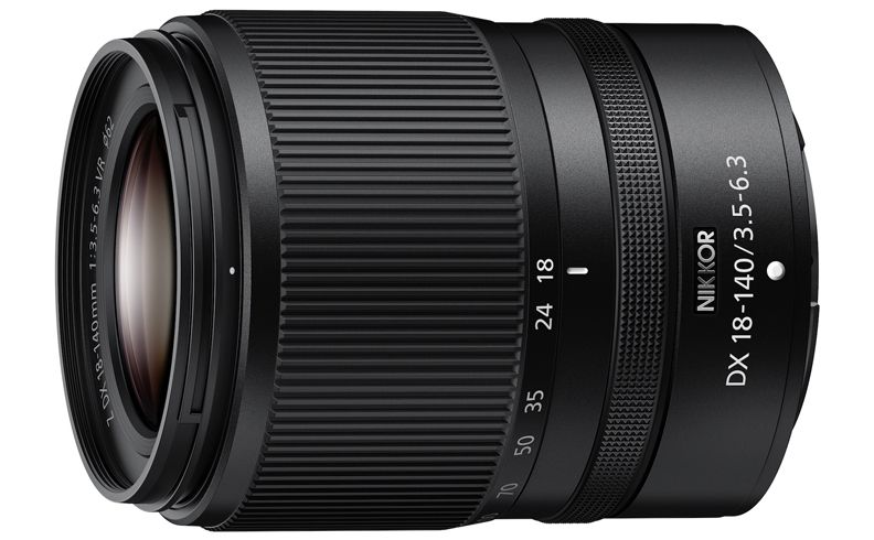 Nikkor Z DX 18-140mm F/3.5-6.3 VR для системы Nikon Z