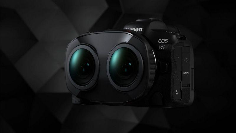 RF 5.2mm F2.8L Dual Fisheye